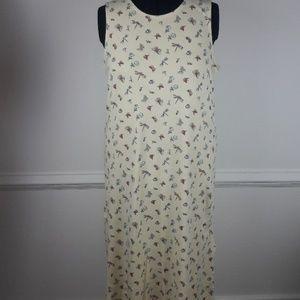 Bechamel Butterflie Cotton dress